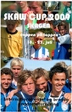 Logo SKAGEN SKAW CUP 2009