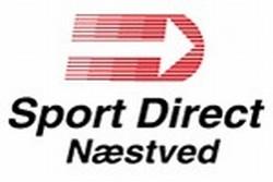 Logo Sport Direct Cup i Næstved
