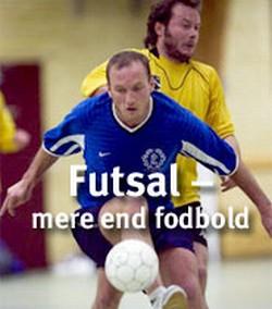 Logo Futsal/Åbent stævne i Otterup