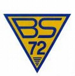 Logo BS72 Pigecup Pinsestævne