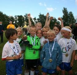 Logo Svend Gønge Cup 2007
