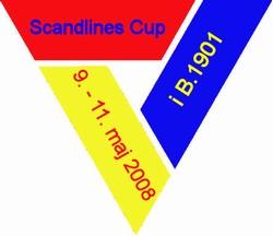 Logo Scandlines Cup 2008 - B.1901
