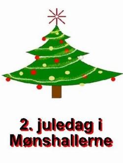 Logo 2. juledags stævne