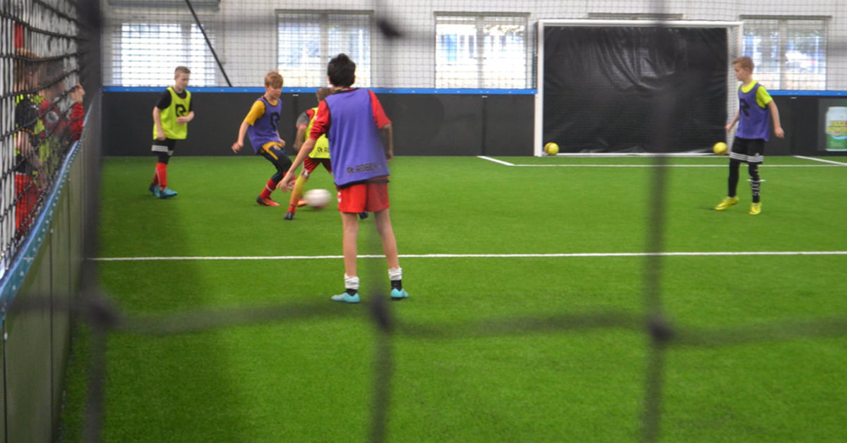 Champions League for Kids -INDOOR KUNST 14/15 DEC