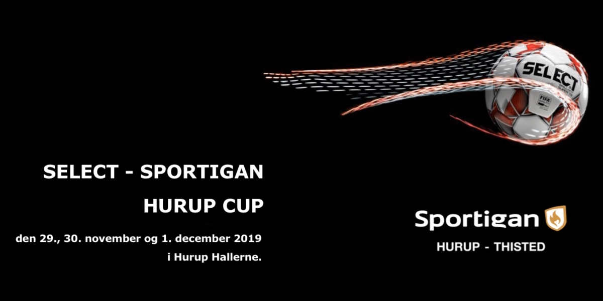 Select - Sportigan   Hurup Cup