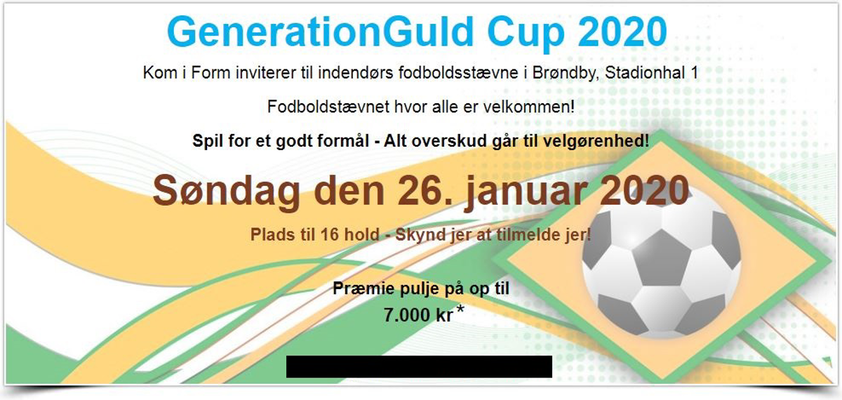 Generation Guld Cup 2020